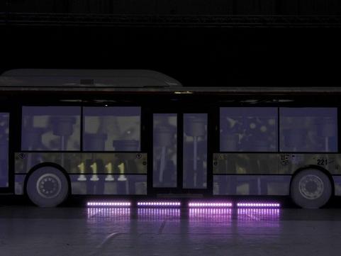 111 111. vyrobený autobus z Vysokého Mýta