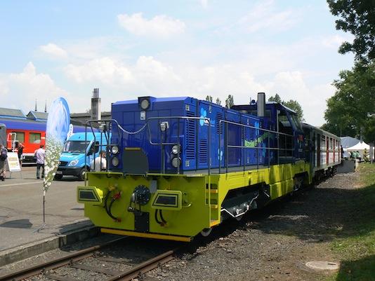 Dočkáme se CNG lokomotiv na českých drahách?