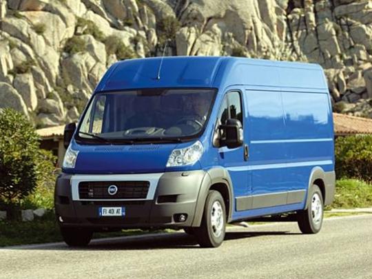 Česká pošta bude mít CNG flotilu od Fiatu