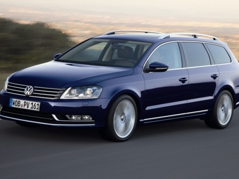 Zajímavá reportáž o novém VW Passat na zemní plyn