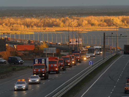 Letošní ročník měří 6100 km a povede přes ČR