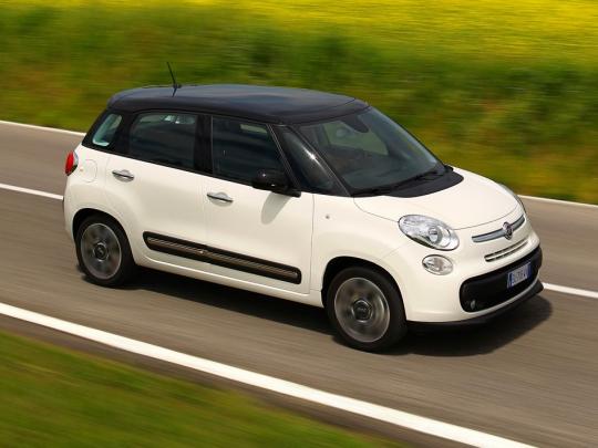 Na jaře 2013 uvede Fiat další model na CNG