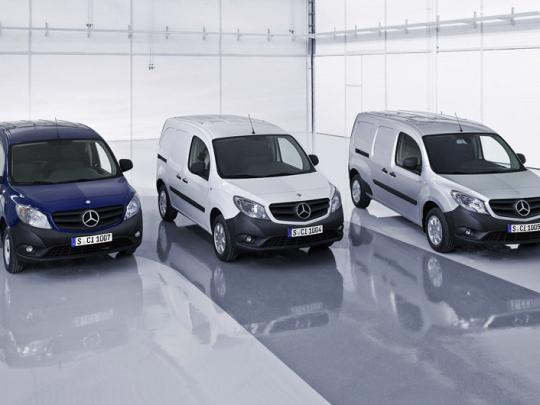 Nový Mercedes na CNG již na podzim 2012