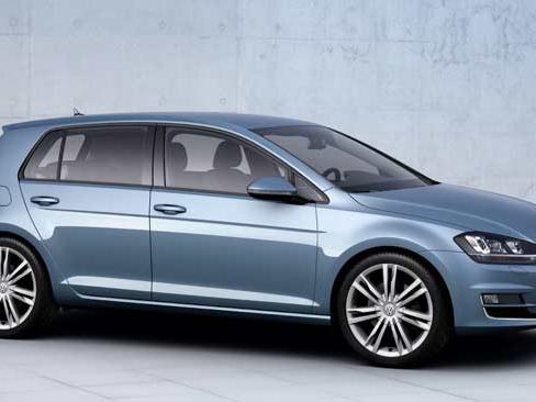 VW zveřejnil ceny nového Golfu - kolik za CNG verzi?