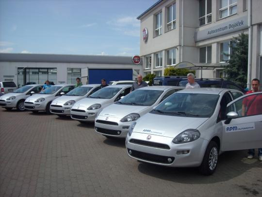 Společnost ze Kdyně nakoupila 26 vozů a plánuje další