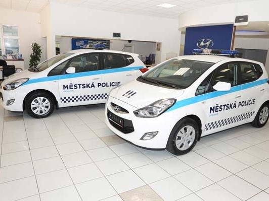 CNG ve službách městské policie Ostrava