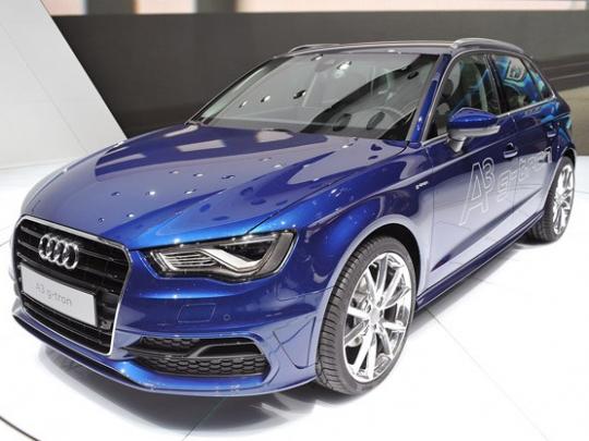 První praktické zkušenosti s Audi A3 G tron