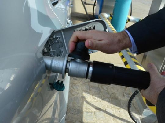 Od počátku roku přibylo 15 nových CNG stanic