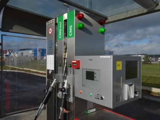 V ČR se za půl roku otevřelo dalších 20 CNG stanic