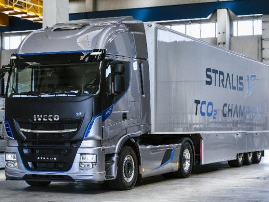Revoluce v nákladní dopravě
