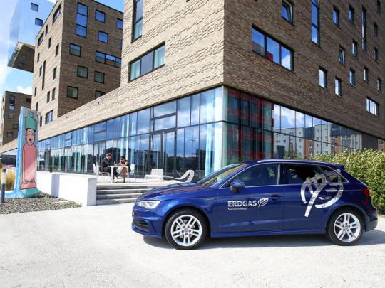 CNG vozy na předních pozicích výhodnosti provozu