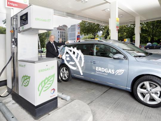 VW tlačí na rozšíření CNG, v SRN se plánuje až 2000 stanic