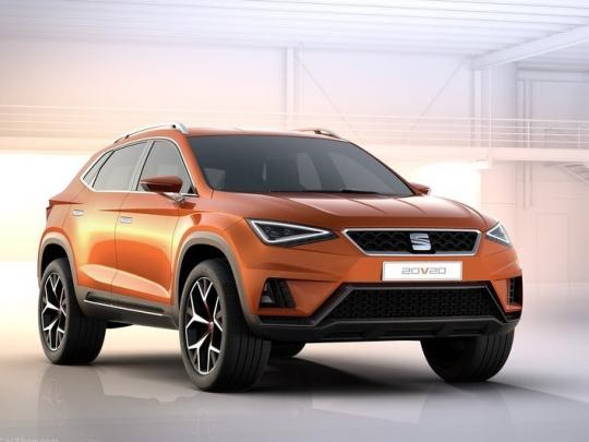 Seat Arona na CNG, spekulace o Škoda Karuq